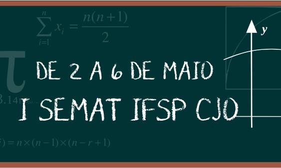 Instituto Federal realiza Semana da Matemática em Campos do Jordão