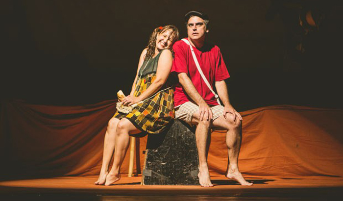 Espetáculo Teatral: Candim