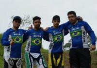 Piloto do Bicicross Rafael dos Santos Oliveira, rumo à Medellin, em busca de mais um título internacional
