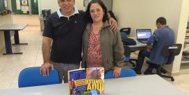 """""""Três livros por um mundo melhor"""" na Biblioteca do IFSP/CJo"""