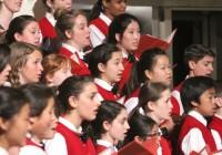 Inscrições gratuitas abertas para coral das Meninas Cantoras de Campos do Jordão