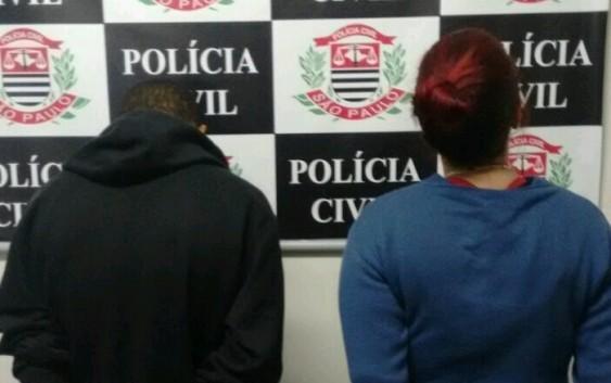 Preso casal acusado de assalto a supermercado de Campos do Jordão