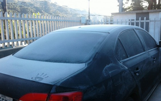 Campos do Jordão tem madrugada mais fria do ano
