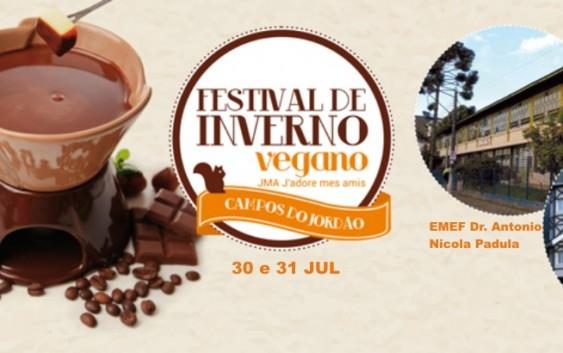 Festival Vegano acontece em Campos do Jordão