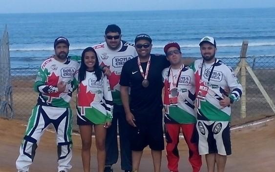 Campos do Jordão conquista a sexta posição nos Jogos Regionais