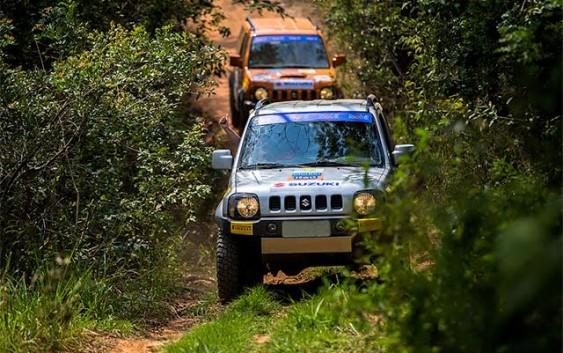 Campos do Jordão terá evento off-road neste sábado. É o Suzuki Day!