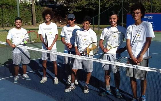 Aluno do Instituto Patrícia Medrado é campeão de Torneio Juvenil de Tênis em São Paulo