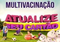 Campanha de Multivacinação começa no dia 19 em todo o país