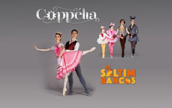 Espetáculos Coppélia e Saltimbancos são atrações neste final de semana em Campos do Jordão