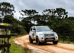 Mitsubishi Motorsports, mais tradicional Rali de regularidade do Brasil, será em Campos do Jordão
