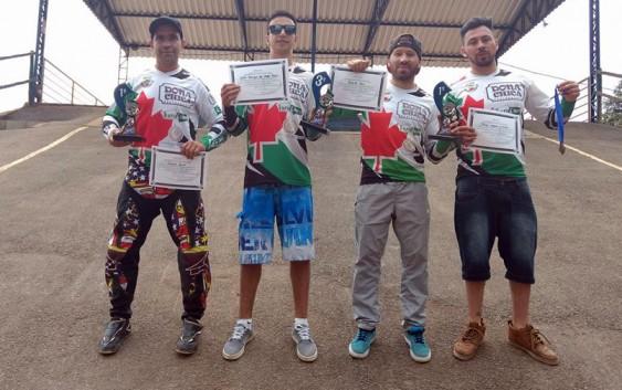 Pilotos do BMX de Campos do Jordão conquistam o pódio na final do Brasileiro em Jarinu – SP