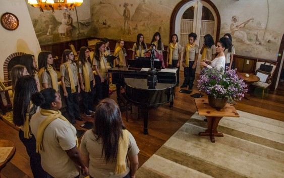 Audição para o Coral das Meninas Cantoras de Campos do Jordão acontece no dia 04 de fevereiro