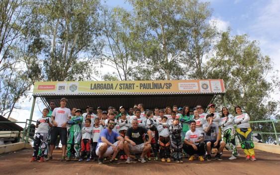 Vai ser dada a largada do Campeonato Paulista de BMX – 2017