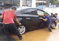 Cidade em estado de alerta – Pelo segundo dia na semana, chuva causa novos estragos em Campos do Jordão