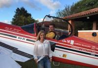 Piloto de Campos do Jordão, cinco vezes Campeão Brasileiro, é homenageado em evento internacional no Rio de Janeiro
