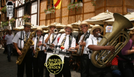 Campos do Jordão terá 10ª Oktoberfest Baden Baden