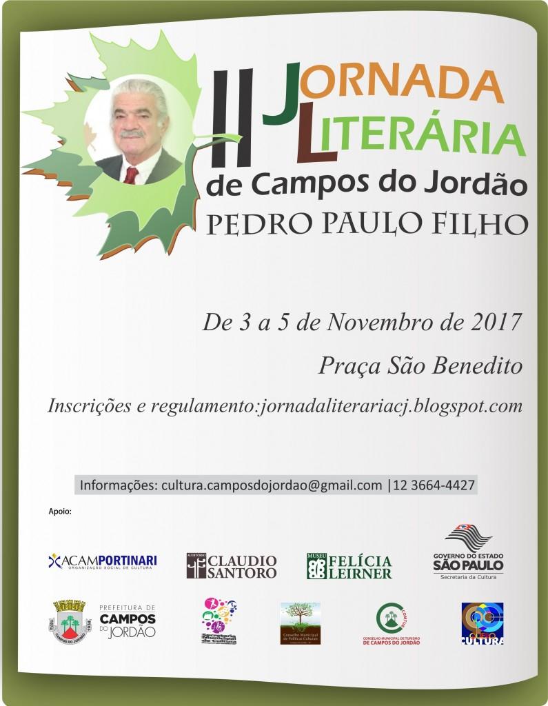 Jornada Literária Campos do Jordão