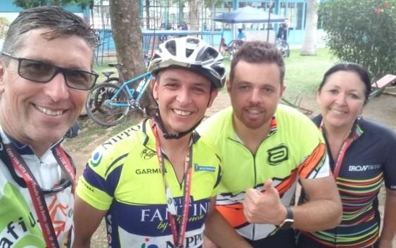 Ciclistas de Campos do Jordão conquistam o Ouro e a Prata na Copa Vale 2017