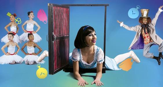 Alice no País das Maravilhas será apresentado em Campos do Jordão