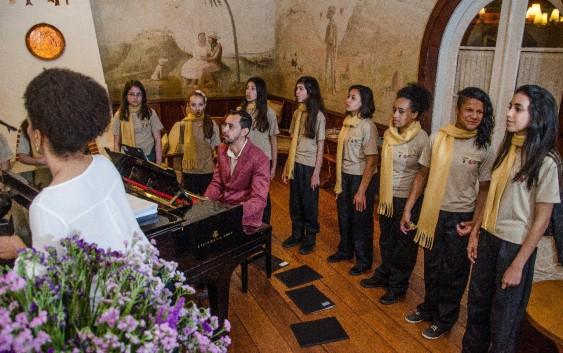 Coral das Meninas Cantoras de Campos do Jordão terá audição para novas integrantes