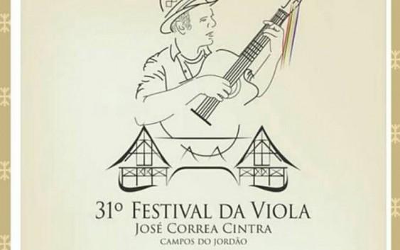 Campos do Jordão tem Festival da Viola neste fim de semana