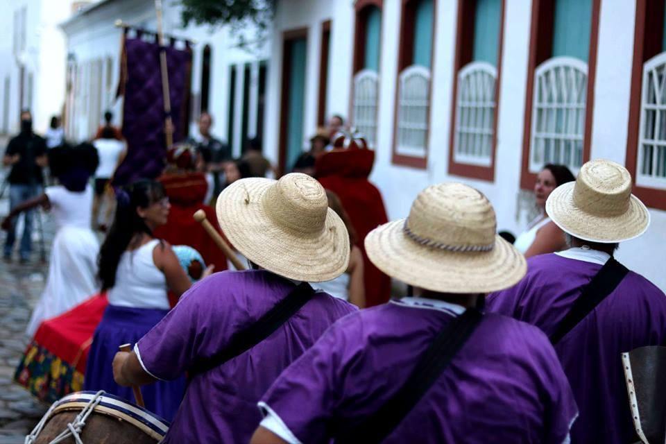 Maracatu, expressão cultural da região