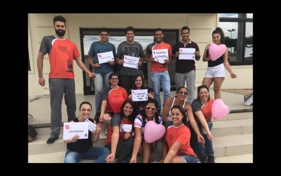 Esportistas jordanense organizam caravana para doação de sangue