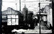 """Na Casa da Xilogravura: Gravuras e palestra de George Gütlich,  gravador proclamado """"Artista do Ano 2018"""""""