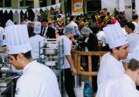 Mercado Municipal terá almoço beneficente dos alunos de gastronomia do SENAC