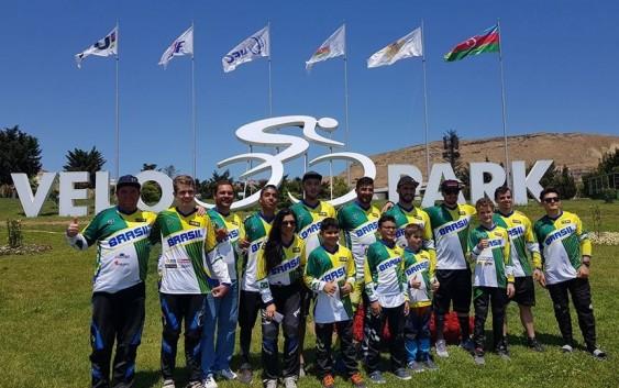 Bicicross é ouro, prata e bronze no Mundial de Baku – Azerbaijão e o Brasil se posiciona em 5º lugar no ranking