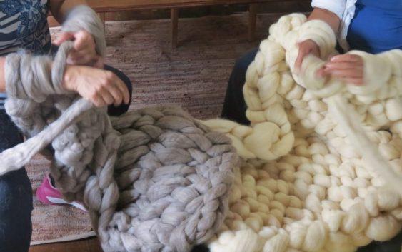 Campos do Jordão terá oficinas de trabalhos em lã durante as férias