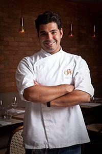Felipe Bronze estará na Virada Gastronômica de Campos do Jordão