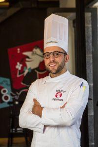 Chefe Bruno Darlan - Foto: Kadu Schiavo