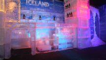Iceland Campos do Jordão - Bar de Gelo - Campos do Jordão