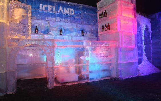 Iceland o Bar de Gelo de Campos do Jordão