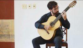 Programa Jovens Talentos apresenta o violonista Guilherme Moreno