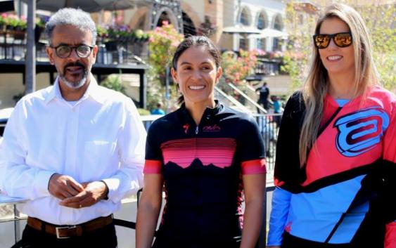 """Homenagem à ciclistas deu a largada às comemoracões do evento """"L'etape Brasil"""" que ocorrerá em Campos do Jordão"""