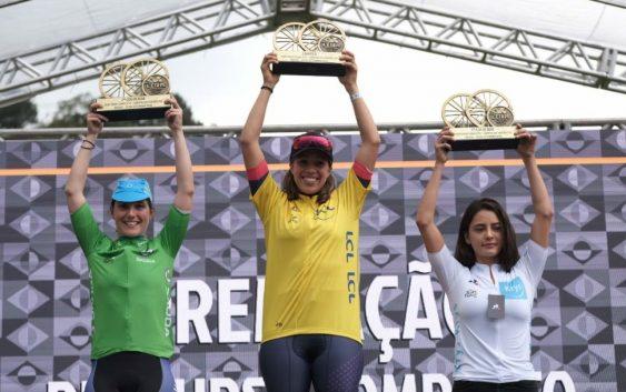 Nadine Gill e Otavio Bulgarelli são os campeões do L'Étape Brasil 2018 – Campos do Jordão