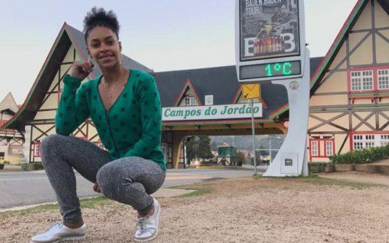 Sul Rosa, renomada atleta de Campos do Jordão em busca título inédito em Campeonato Sul Americano