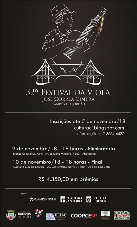 Festival da Viola de Campos do Jordão
