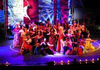 Abram alas que o musical Gran Circo Romanni da FLMA está chegando a Campos do Jordão!