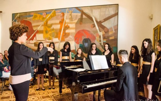 Meninas Cantoras de Campos do Jordão realizarão Concerto Natalino na Igreja Matriz de Sta. Teresinha