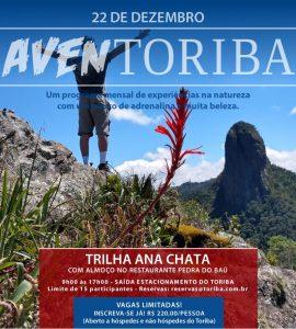 AvenToriba - Trilha Ana Chata @ Hotel Toriba