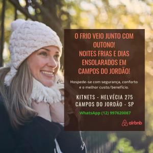 Helvecia 275 - Kitnets Campos do Jordão
