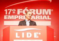 Fórum empresarial em Campos do Jordão recebe ministro Paulo Guedes, Alcolumbre e Maia
