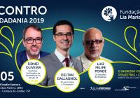 Campos do Jordão recebe Deltan Dallagnol, Luiz Felipe Pondé e Sidnei Oliveira para o Encontro da Cidadania 2019