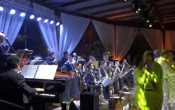Big Band se apresenta no Corpus Christi em Campos do Jordão – Os sons da era do swing