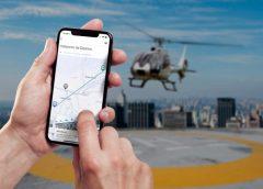 """""""Uber dos Helicópteros"""" voa para Campos do Jordão no Feriado de Corpus Christi"""