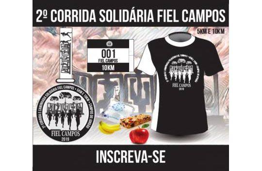 2ª Corrida Solidaria Fiel Campos