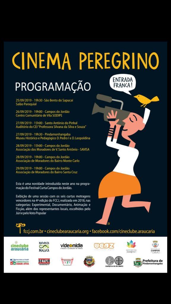 Cinema Peregrino @ Vila Sodipe